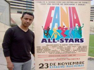 Nolberto Solano , Fania All Star , Conciertos en Lima , Estadio Nacional , El Gran Show , Tu Entrada