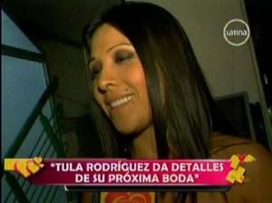 Tula Rodríguez , Videos de Espectáculos , Frecuencia Latina , Amor Amor Amor , Javier Carmona