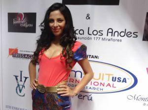 Andrea Luna , Videos de Espectáculos , Miss Swimsuit Internacional 2012 , Video del Día