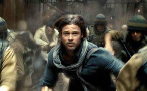 Cine, Películas, Guerra mundial Z, Brad Pitt, Cine