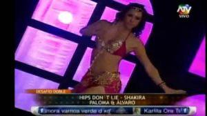 baile , cantante , coreografía , Combate , Paloma Fiuza , Miguel Arce , Alvaro Stoll