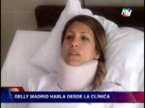 Delly Madrid , ATV Noticias , Gisela Valcárcel , El Gran Show