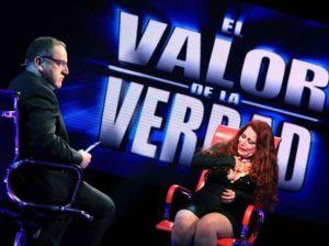 Monique Pardo , Beto Ortiz , Mick Jagger , El Valor de la Verdad , Frecuencia Latina