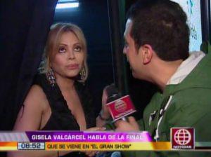 El Gran Show , Videos de Espectáculos , América Espectáculos , Gisela Valcárcel , Roberto Martínez