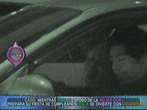 Magaly Medina , Martha Chuquipiondo , Cromwell Gálvez , Videos de Espectáculos , Magaly TeVe , Iván Gutiérrez
