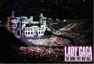 Lady Gaga , Little Monsters , Lady Gaga en Lima