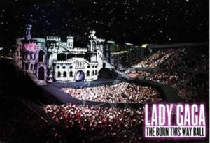 Lady Gaga , Little Monsters , Lady Gaga en Lima