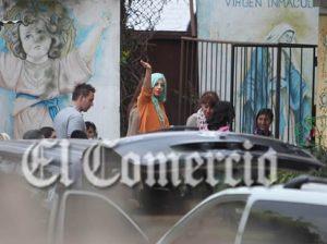 Lady Gaga , Día de Acción de Gracias , Videos de Espectáculos , Lurín , Casa Hogar Caritas Felices del Niño Jesús de Praga