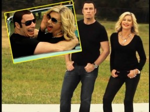 John Travolta , Olivia Newton John , Videos de Espectáculos , Video del Día