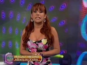 Magaly Medina , Iván Kisic , Magaly TeVe , Videos de Espectáculos