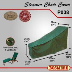 Garden Chair Covers The Range Graco High Straps Replacement Bosmere Steamer Cover Premier Po38