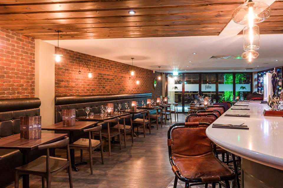 Forn tapas bar Exeter Restaurants