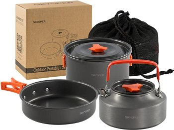 skysper-camping-cooking-set-non-stick-folding-pan-saucepan-kettle-cookware-kit-for-travel-picnic-hiking-bbq-outdoor-wild-camping-essentials