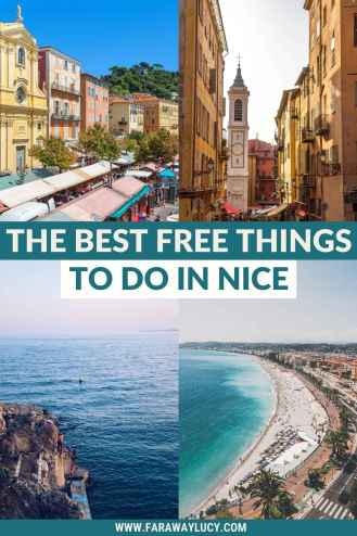 The Best Free Things To Do in Nice That You Can't Miss. Fancy a trip to the Frenc Riviera without breaking the bank? From the best sights to the best bars, post will show you all the best free things to do in Nice, France, that you can't miss. Click through to read more...