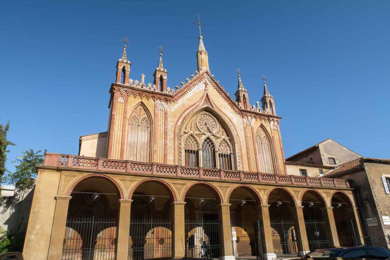 historic-church-against-blue-skies-monastere-de-cimiez-monastery