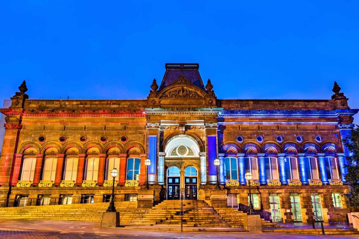 leeds-city-museum-lit-up-at-night