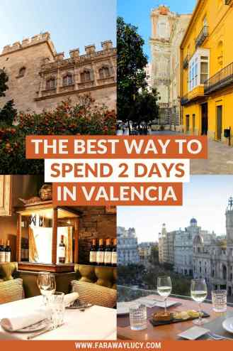 The Best Way to Spend 2 Days in Valencia [Itinerary]. There are so many amazing things to do in Valencia but if you've only got two days to spare, here is the ultimate weekend in Valencia itinerary! Click through to read more...