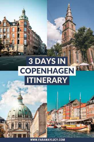 3 Days in Copenhagen Itinerary: The Best Way to See Copenhagen. This ultimate 3 days in Copenhagen itinerary walks you through all the best sights to see, and the most amazing places to eat and drink! Click through to read more...
