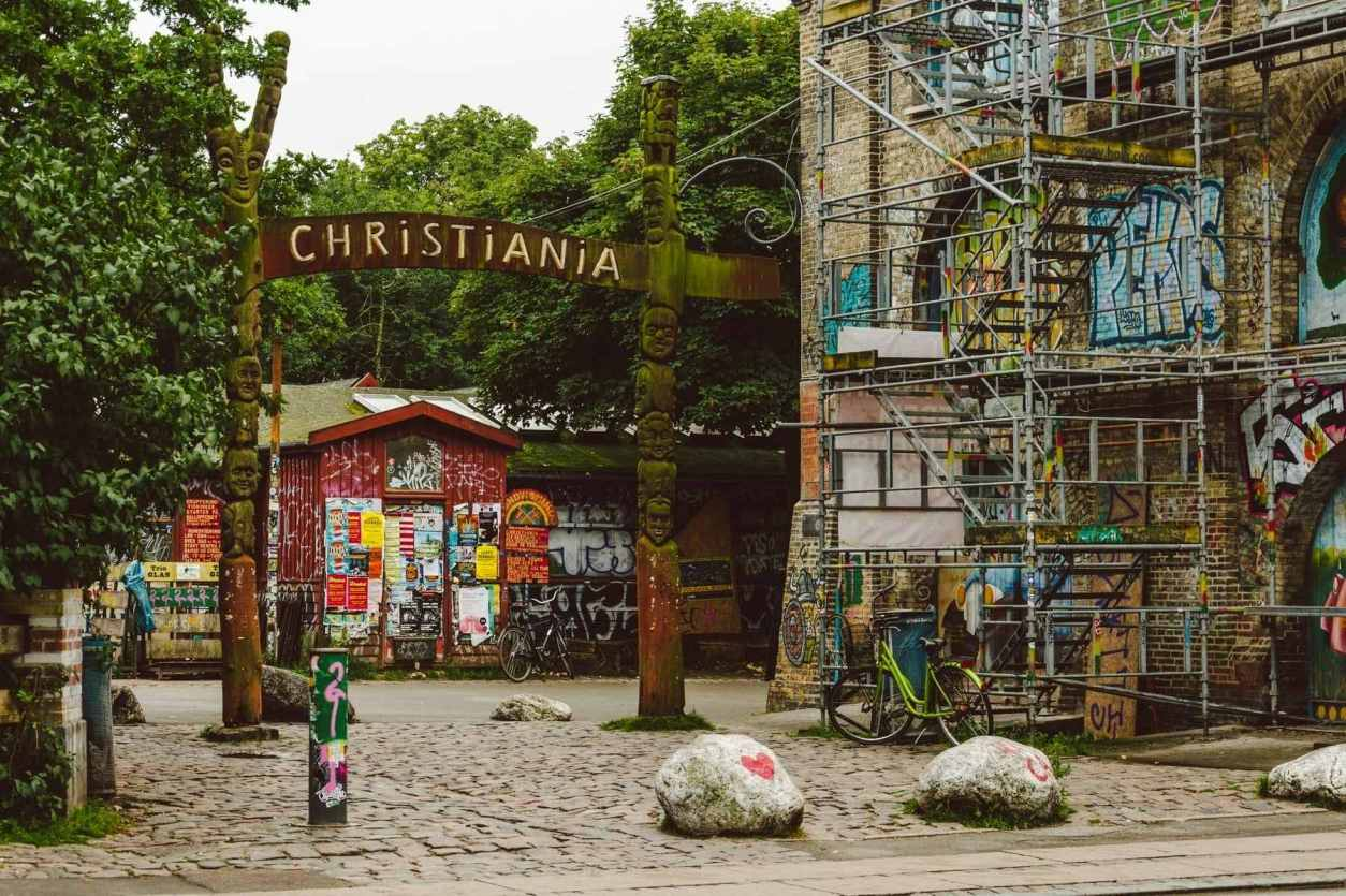 sign-at-entrance-to-freetown-christiania-by-graffiti-walls-3-days-in-copenhagen-itinerary