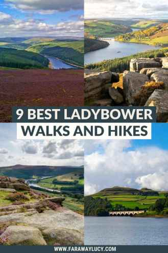 The 9 Best Ladybower Walks and Hikes That You'll Love. From amazing views and unique terrains, there are such a unique array of Ladybower walks you can go on. Click through to read more...