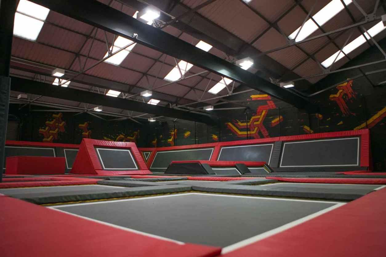black-and-red-indoor-infinity-trampoline-park-indoor-activities-cardiff