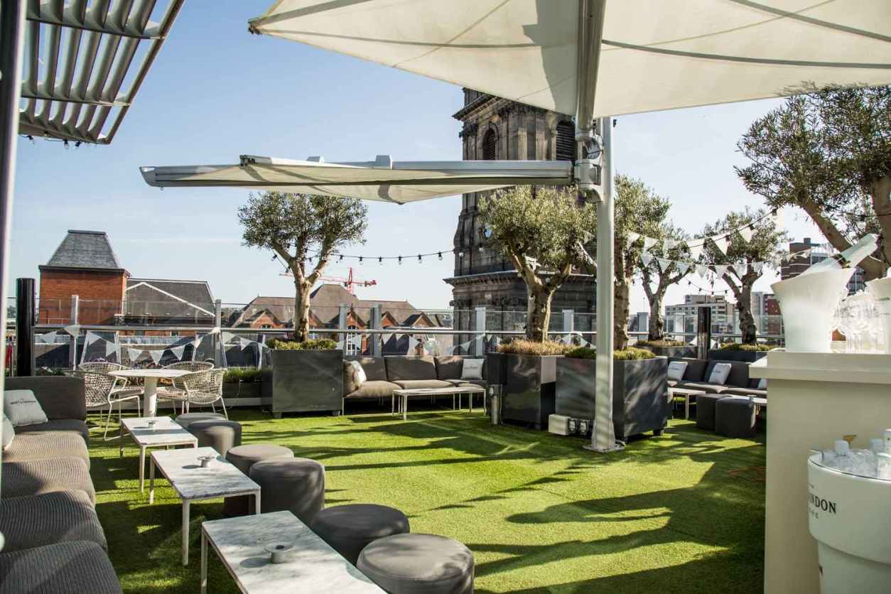 rooftop-seating-at-angelica-bar-overlooking-church-rooftop-bars-leeds
