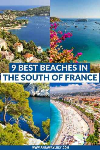 The 9 Best Beaches in the South of France That You Need to Visit. From popular beaches to secret coves to Instagram-worthy hotspots, here are the 9 best beaches in the South of France that you need to visit! Click through to read more...