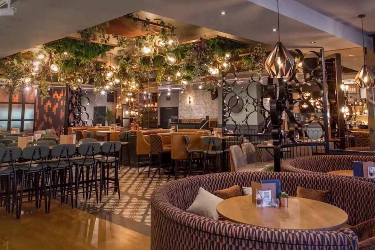 tables-and-booths-in-all-bar-one-bar-and-restaurant-bottomless-brunch-newcastle