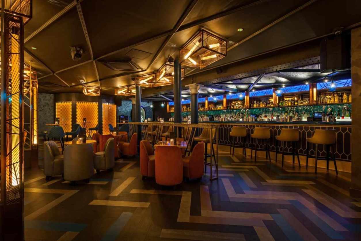 interior-of-dirty-martini-bar-at-night