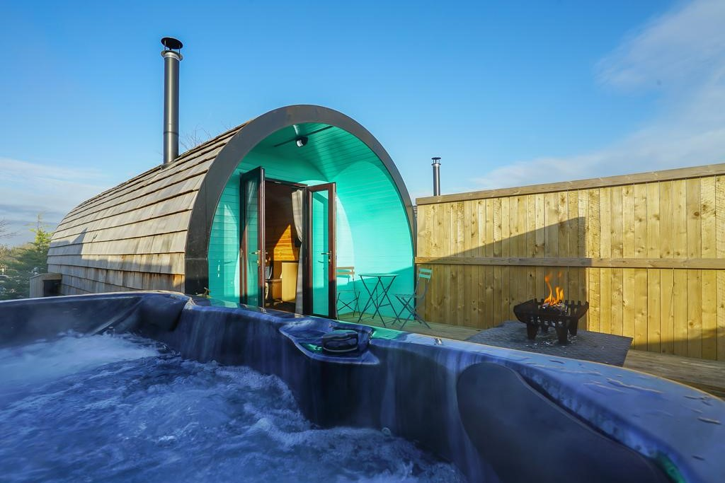 lady-heyes-glamping-pod-with-hot-tub-and-outdoor-firepit