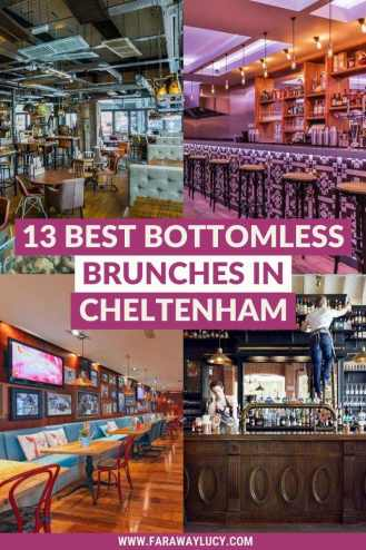 Bottomless Brunch Cheltenham: 13 Best Brunches You Need to Try [2021]. From independents to well-loved chains, classy brunches to pub grub, here are the 13 best places to go for bottomless brunch in Cheltenham! Click through to read more...
