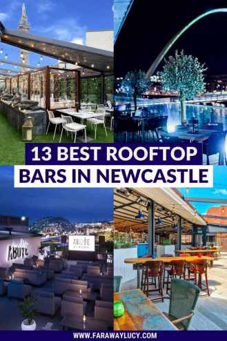 15 Best Rooftop Bars in Newcastle with Amazing Views [2021]. Whether you're planning a catch up with friends or a romantic date night, here are the 15 best rooftop bars in Newcastle with amazing views! Click through to read more...