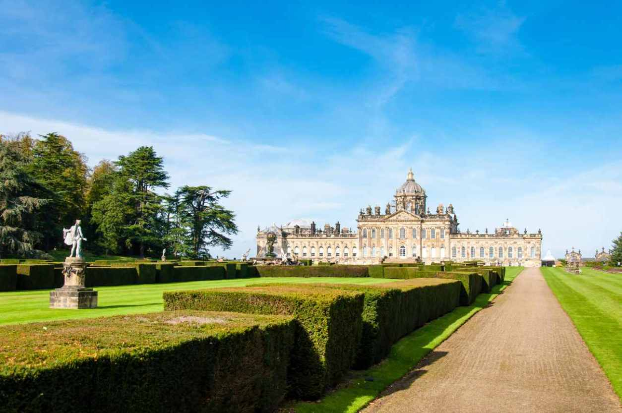 exterior-of-castle-howard-day-trips-from-york