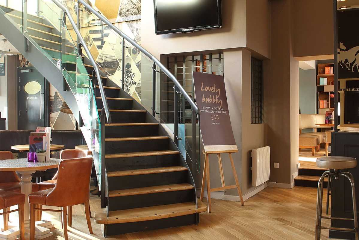 staircase-in-all-bar-one-restaurant