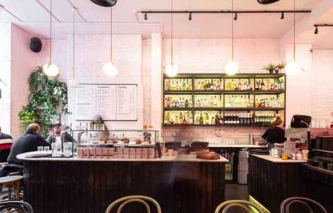 interior-of-grind-coffee-bottomless-brunch-covent-garden