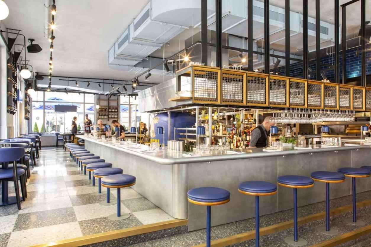 interior-of-temper-restaurant-bottomless-brunch-covent-garden
