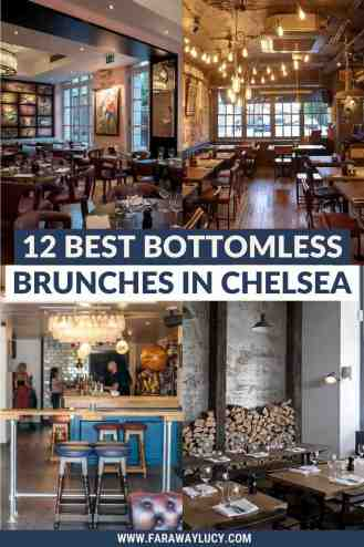 Bottomless Brunch Chelsea: 12 Best Brunches You Need to Try [2021]. From Mediterranean to Mexican cuisine to East Asian, here are the 12 best places to go for bottomless brunch in Chelsea! Click through to read more...