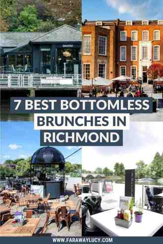 Bottomless Brunch Richmond: 7 Best Brunches You Need to Try [2021]. From brunch on the riverside to fancy steak brunches, here are the 7 best places to go for bottomless brunch in Richmond! Click through to read more...