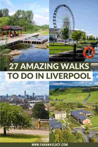 Walks in Liverpool: 27 Amazing Liverpool Walks You Need to Go On [2021]. From short strolls through inner-city parks to rewarding rambles along coastal routes, here are 27 amazing walks in Liverpool you can go on! Click through to read more...