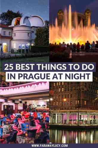 25 Best Things to Do in Prague at Night [2021]. From ghost tours and clubbing to after-dark zoo experiences and observatories, here are the 25 best things to do in Prague at night! Click through to read more...