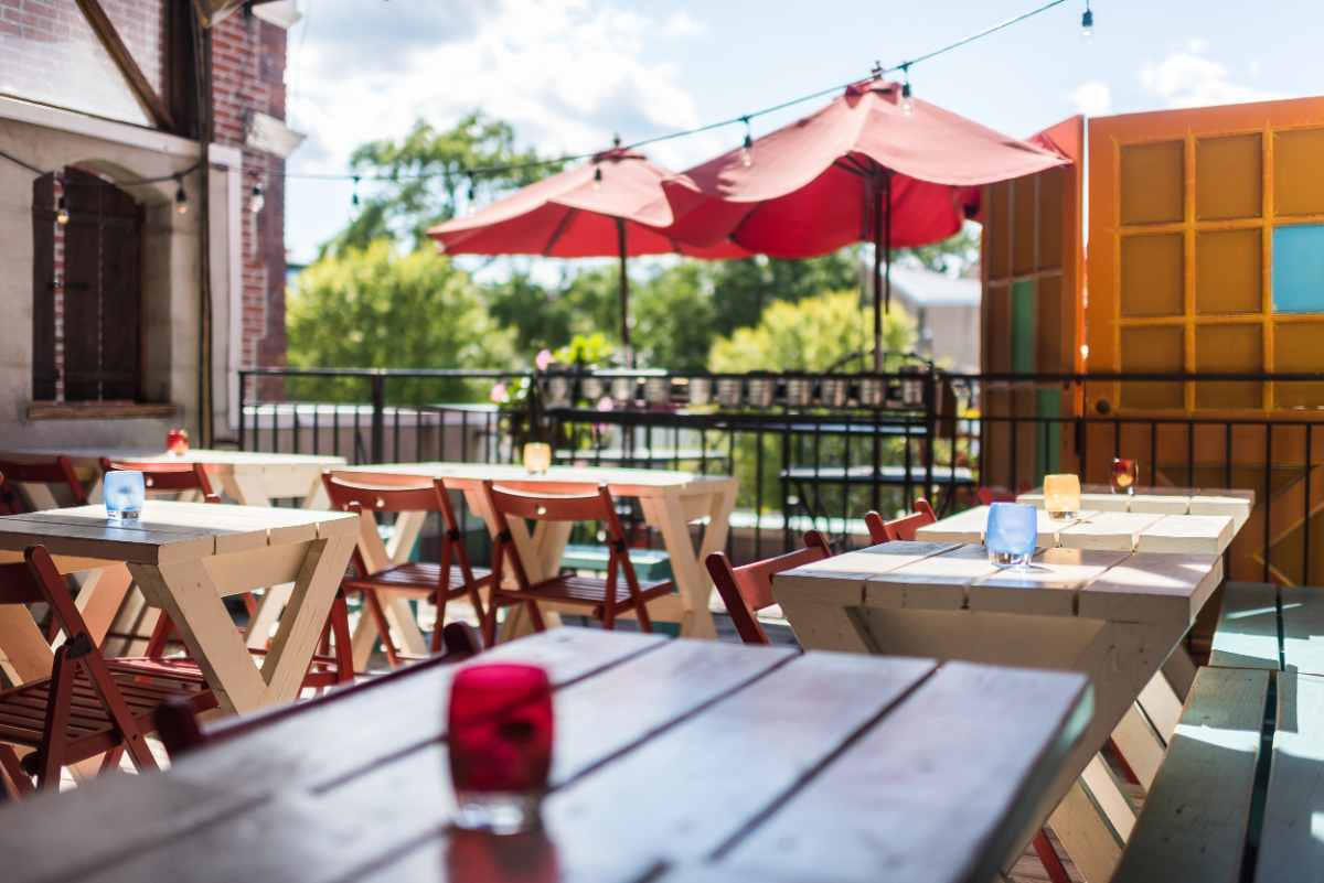 tables-on-terrace-of-el-chucho-restaurant-bottomless-brunch-dc
