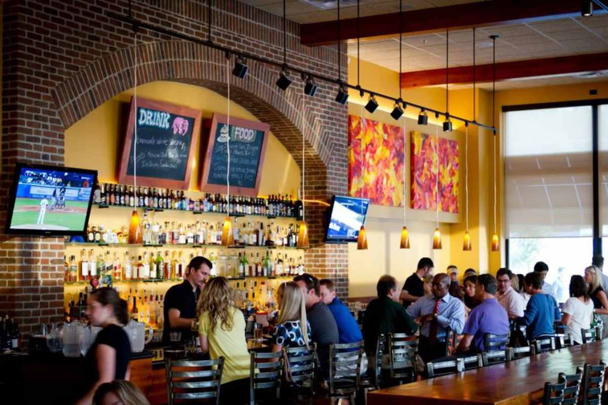 people-drinking-at-bar-of-kaleidoscope-bistro-and-pub