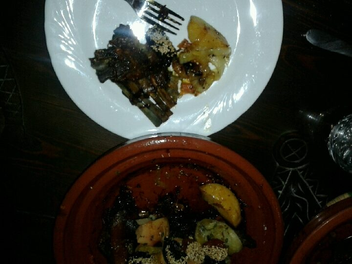 10 favourite moroccan foods Moroccan food Lamb Tagine with prunes apricots and quince
