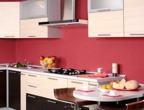 Wandfarben für die Küche