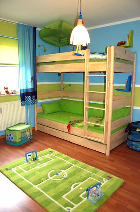 Farbe für das Kinderzimmer