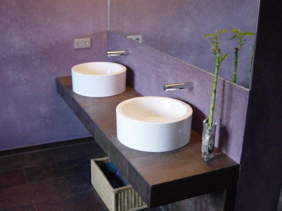 wie versiegelt man wasserfeste putze farbefreudeleben. Black Bedroom Furniture Sets. Home Design Ideas