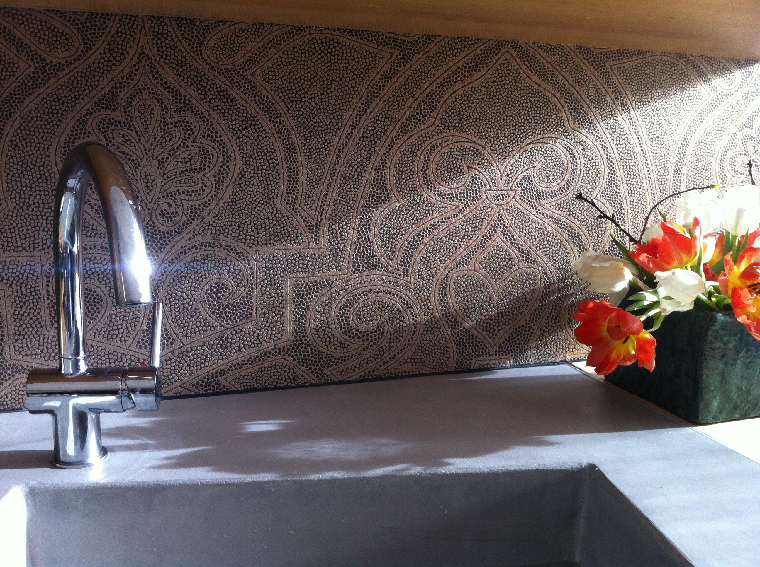 küchenrückwand – alternative zur fliese | farbefreudeleben