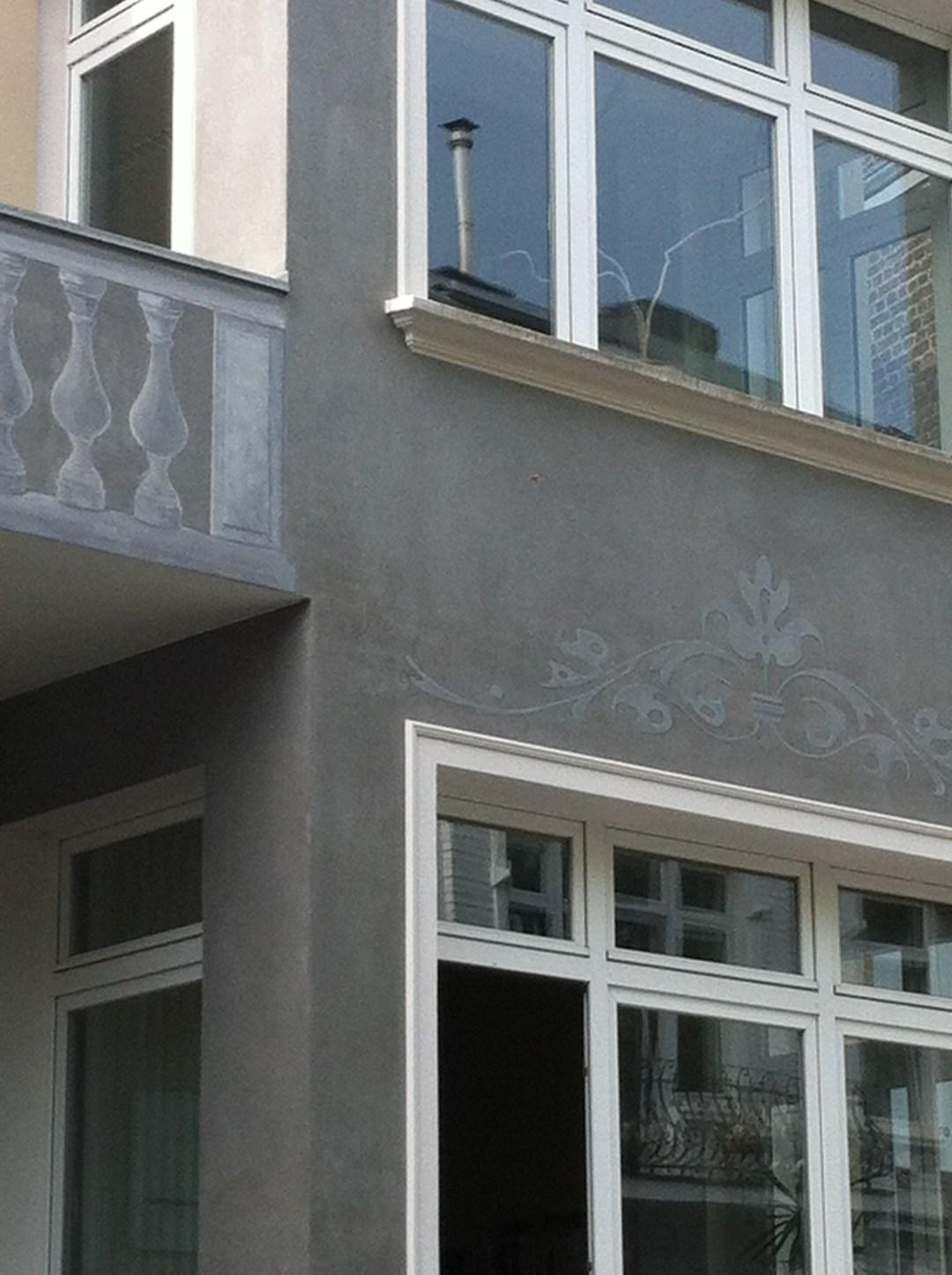 Fassadengestaltung Bonn
