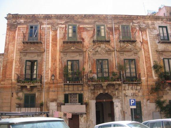 Historische-Fassade-Palermo