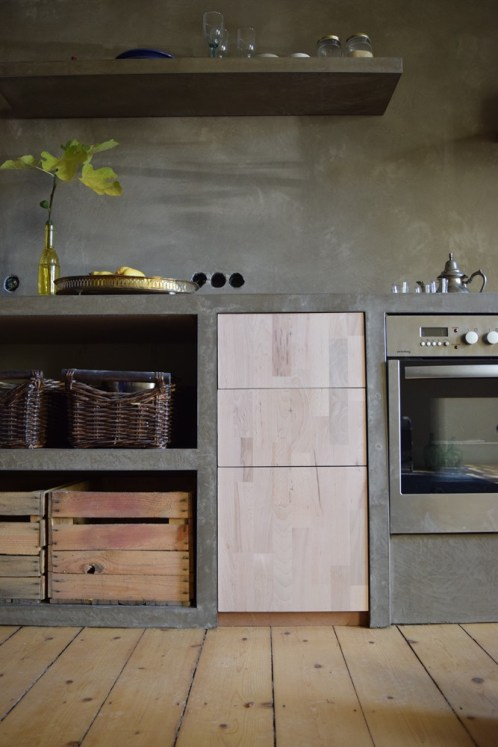 Wabi Sabi Küche